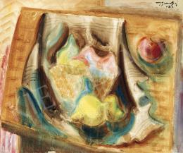 Bene, Géza - Still-life with Lemons