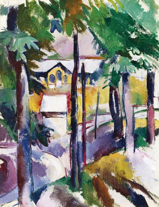Aba-Novák, Vilmos - Park | 42th Auction auction / 100. Item