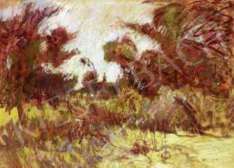 Hatvany Ferenc - Napsütötte őszi táj