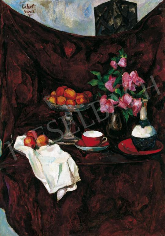 Perlrott Csaba, Vilmos - Still-life, | 42th Auction auction / 115. Item