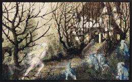 Jaschik, Álmos, - Night by the Forest Fringe