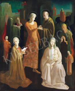 Kontuly Béla - Vita di Maria