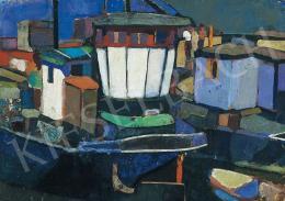 Gruber, Béla - Barges