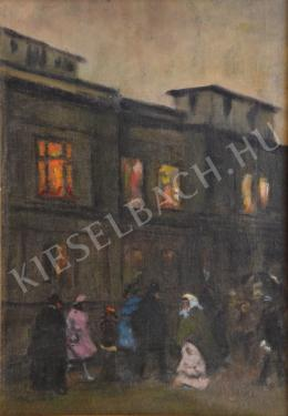 Berkes, Antal - Window Enlighted (1910s)