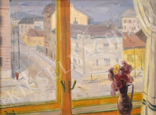 For sale Tamás, Ervin - From the Window 's painting