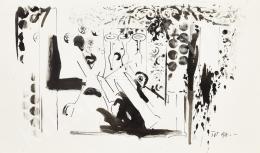 Tót Endre - Tusrajz X. (1967)