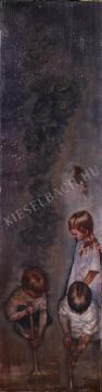 Szűcs Attila - The shoveling | 9. Bátor Tábor Kortárs Művészeti Aukció aukció / 76 tétel