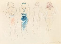 Vaszary, János - Ladies on the Riviera