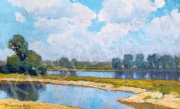 Bosznay, István - Silence (1920)