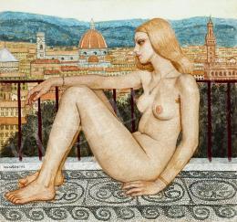 Czene Béla - Szőke lány (A firenzei modell) (1978)
