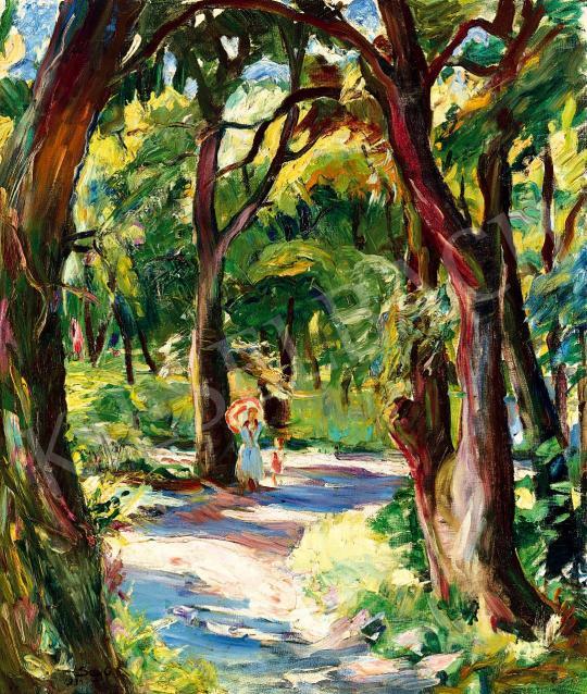 Say Géza - Nyári séta az erdőben | 43. Aukció aukció / 28 tétel