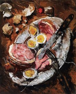 Basch Andor - Asztali csendélet