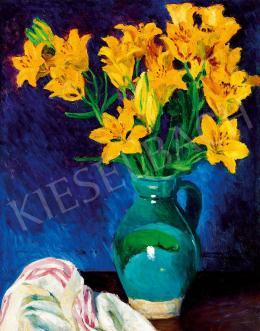 Ziffer, Sándor - Yellow Lilies