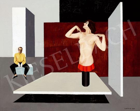 Bortnyik Sándor - Raum, Frau, Ich (Tér, asszony, én) | 43. Aukció aukció / 40 tétel