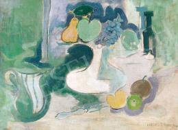 Halápy János - Csendélet boroskancsóval (1928)