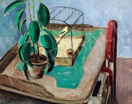 Vaszkó, Ödön - Canary-Bird (Neue Sachlichkeit), 1928 (1928)