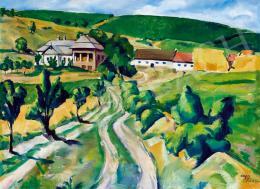 Csabai-Ékes, Lajos - Sunny Landscape