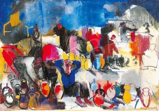 Aba-Novák, Vilmos - Crockery Sale | Spring Auction auction / 76 Item