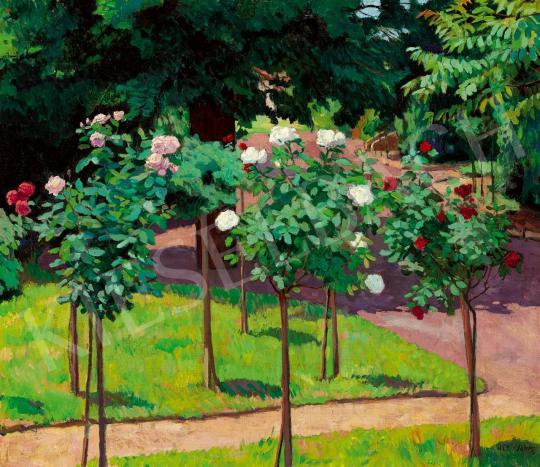 Kléh János - Szolnoki rózsakert | 43. Aukció aukció / 108 tétel