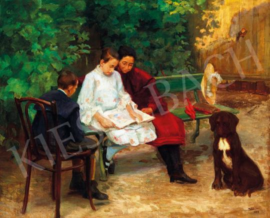 Kléh János - Izgalmas olvasmány | 43. Aukció aukció / 152 tétel
