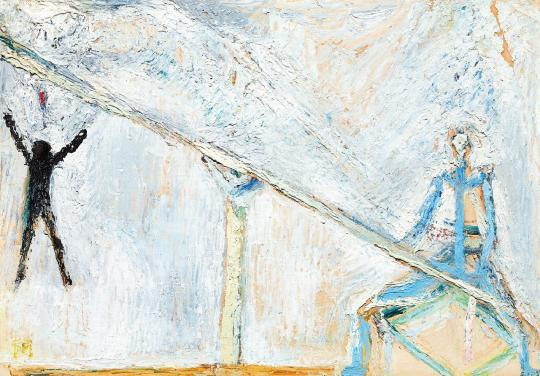 Tóth, Menyhért - Scarecrow | Spring Auction auction / 182 Item