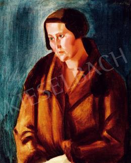 Medveczky Jenő - Kodolányi János felesége (Csőszi Matild)
