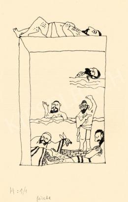 Bálint Endre - Rituális fürdő