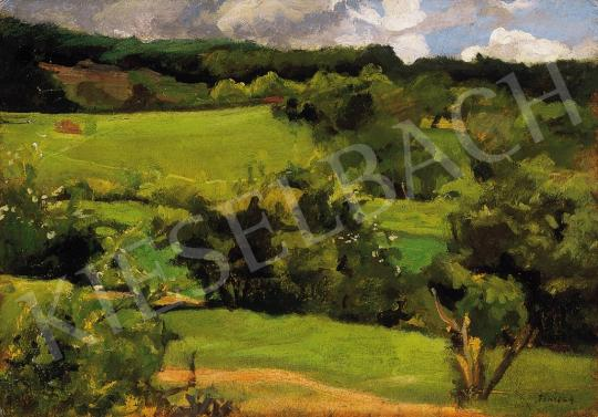 Fényes, Adolf - Among hills | 16th Auction auction / 20 Lot