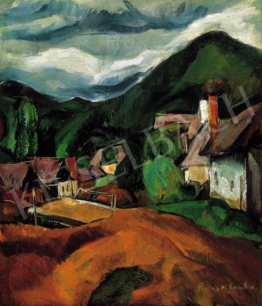Perlrott Csaba, Vilmos - Nagybánya | 16th Auction auction / 26 Lot