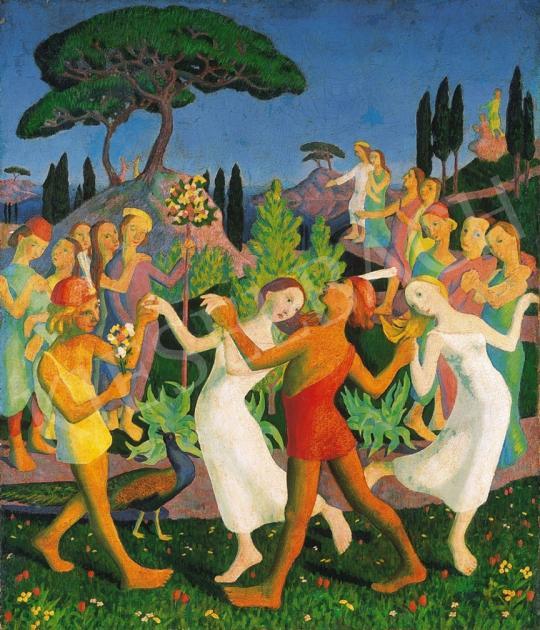 Hegedűs Endre - Meseország, 1939 körül   16. Aukció aukció / 120 tétel