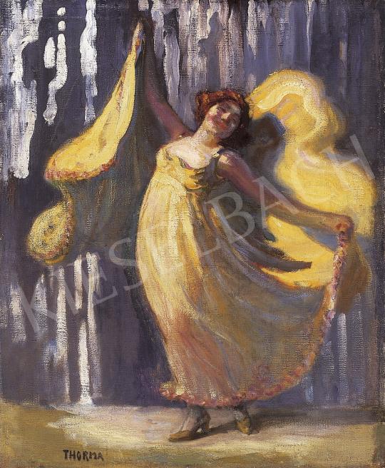 Thorma, János - Dancer   12th Auction auction / 5 Lot