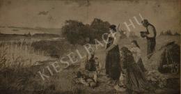 Berkes Antal - Balaton (1891)