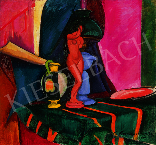 Bornemisza, Géza - Still life of the studio   12th Auction auction / 19 Item
