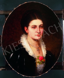 Vastagh, György - Portait of a woman