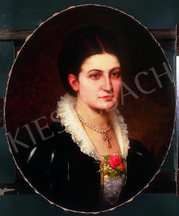 Vastagh György - Női portré