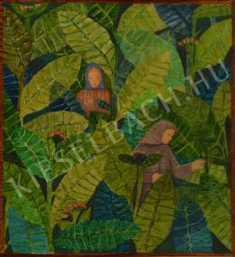 Pintér, Éva - Tobacco Harvest