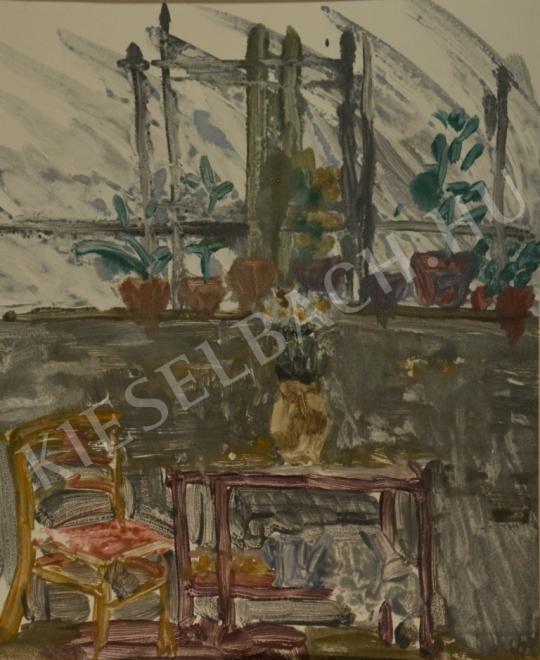 Eladó Pintér Éva - Műtermi vázlat festménye