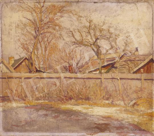 Kléh János - Faluszéle   12. Aukció aukció / 72 tétel