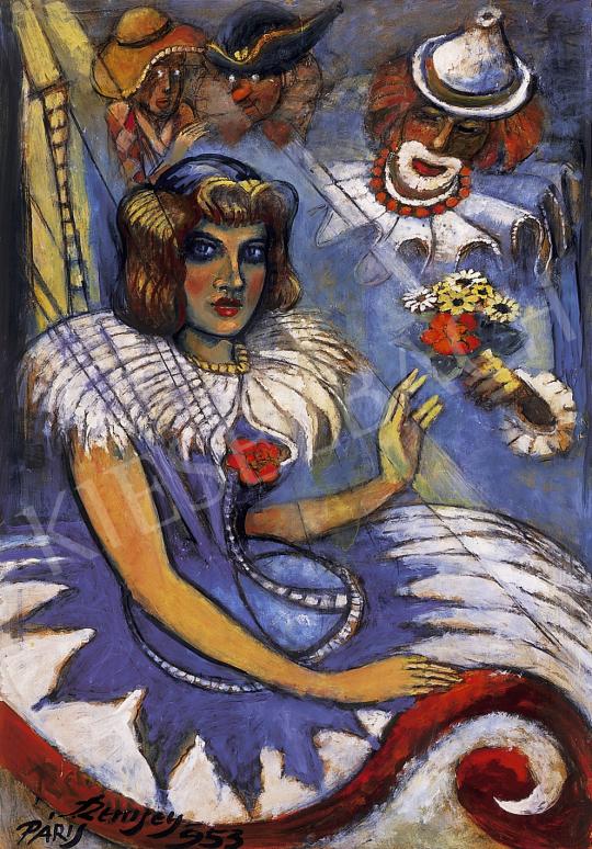 Remsey Jenő György - Cirkuszban | 12. Aukció aukció / 83 tétel
