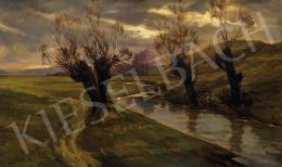 Edvi Illés, Aladár - Brook