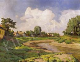 Vidovszky, Béla - River