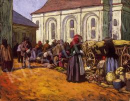 Pechán József - Piac