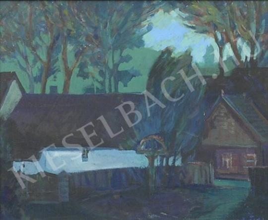 For sale  Pataki, József - Under the Trees 's painting