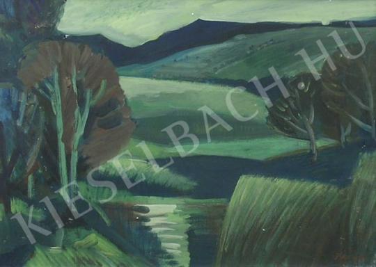 For sale  Pataki, József - Landscape 's painting