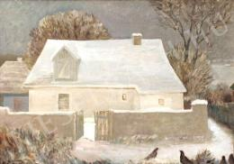 Pataki József - Tél (1980-as évek)
