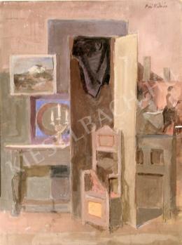 Piri Kálmán - Interieur