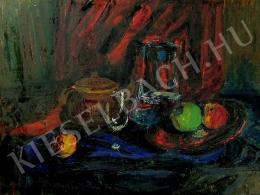 Ruppert, Zsuzsa (Ridovics Lászlóné) - Still-Life