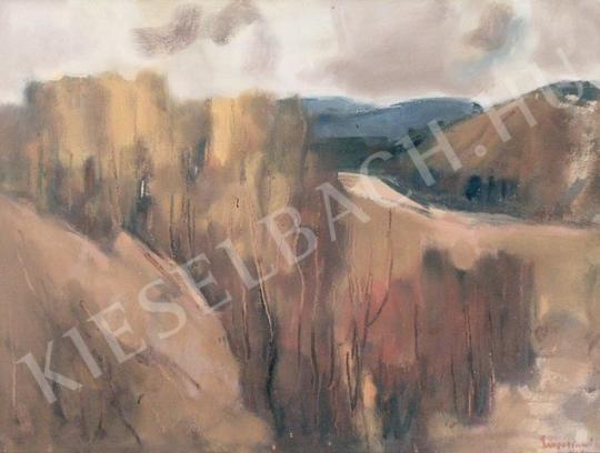 Eladó  Sándorfalvi Sándor - Börzsönyi dombok festménye