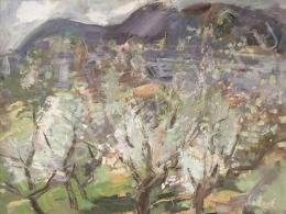 Séday Éva - Virágzó fák