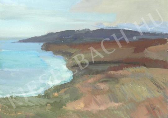 For sale  Somogyi, János - Hilly Beach 's painting